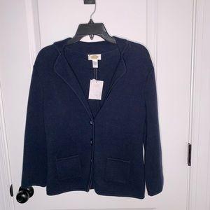 Talbots Blazer Sweater Size S